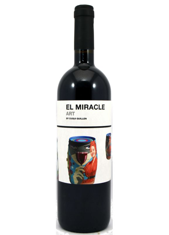 El Miracle Art By Cuqui Guillen 2016