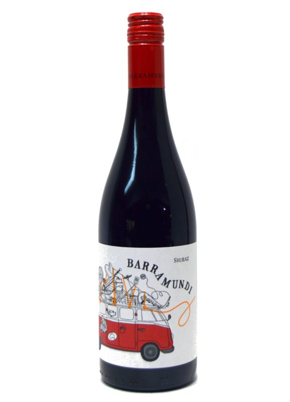 Barramundi Shiraz 2017