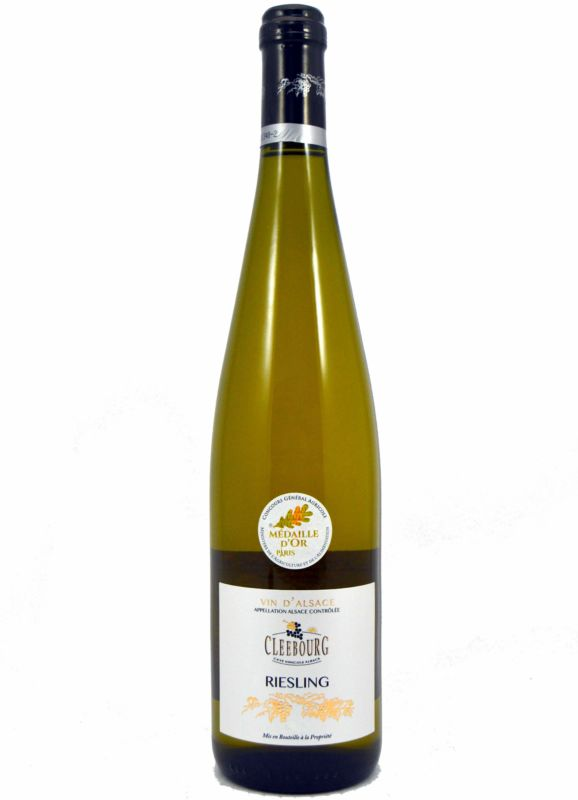 Cleebourg Riesling 2017