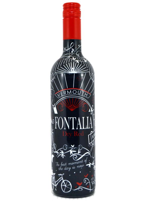 Fontalia Dry Red Vermouth