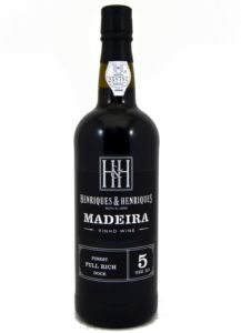 Henriques Madeira 5 Años Fullrich