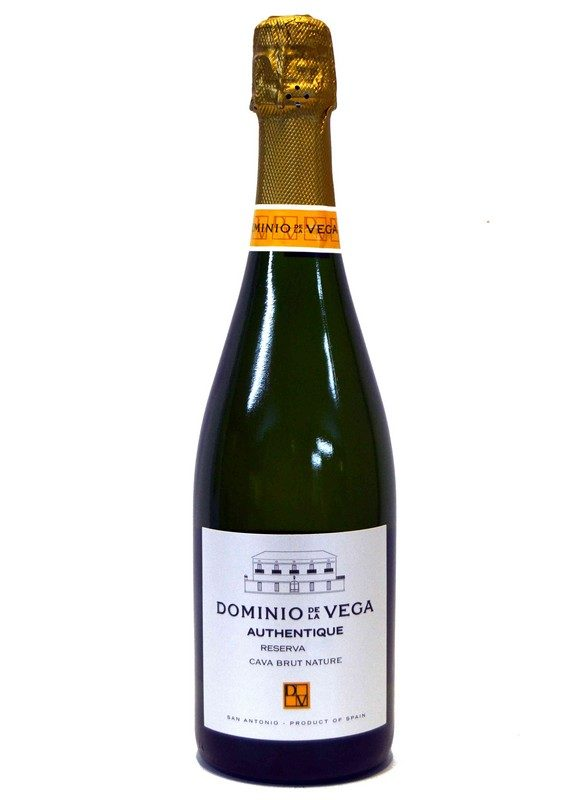 Dominio de la Vega Aunthentique Brut Nature