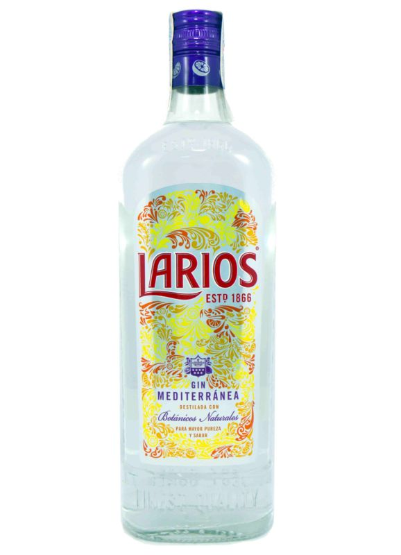 Larios London Dry Gin 1 L.