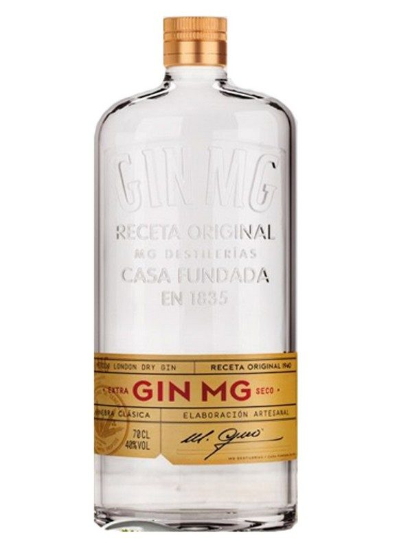 MG Gin 70 cl.