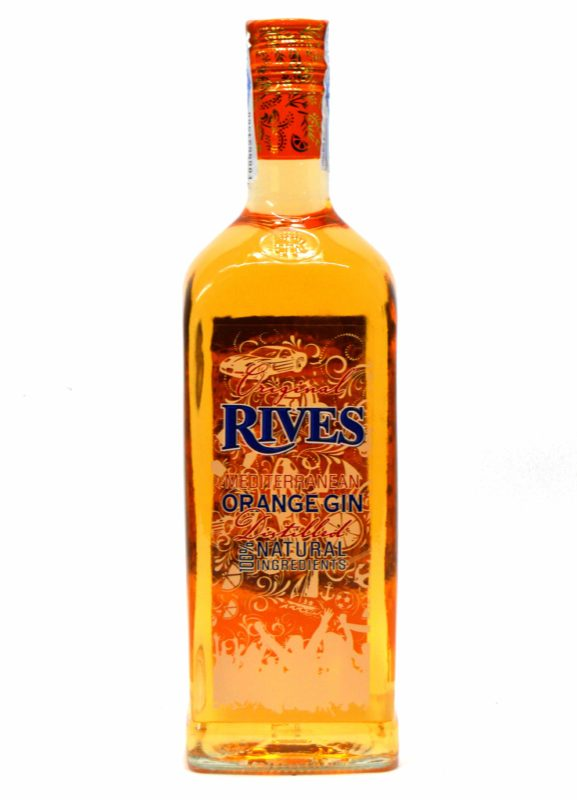 Rives Orange Gin Mediterranean