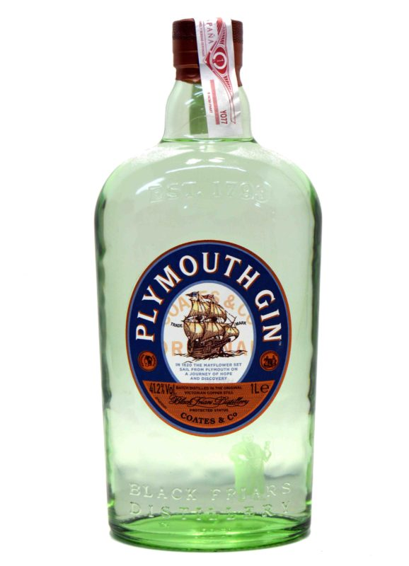 Plymouth Gin 1 L.