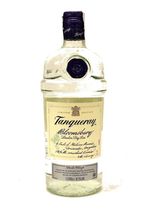 Tanqueray Bloomsbury 1 L.