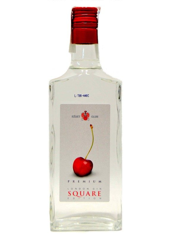 Exakt Square London Gin