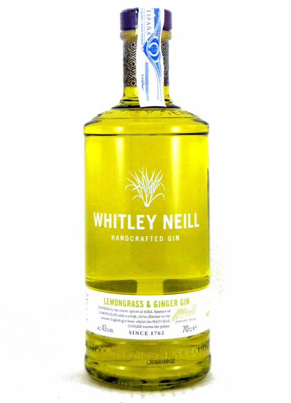 Whitley Neill Lemongrass & Ginger