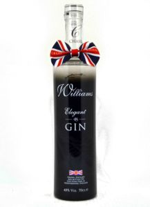 Williams Elegant 48 Gin 70 CL.