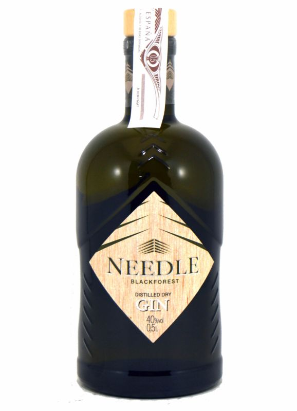 Needle Black Forest Germany Gin 50 CL.