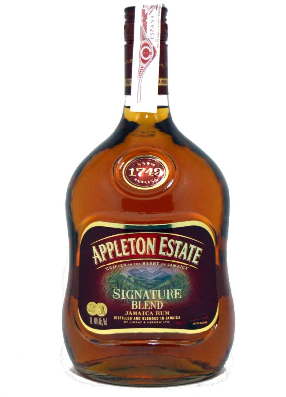 Appleton Estate Signature Blend 1 L.