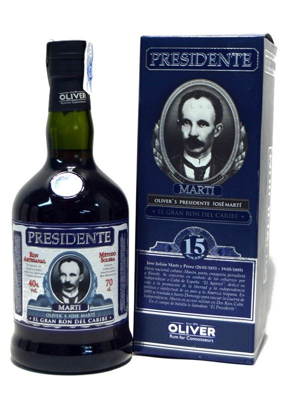 Presidente 15 Years Old