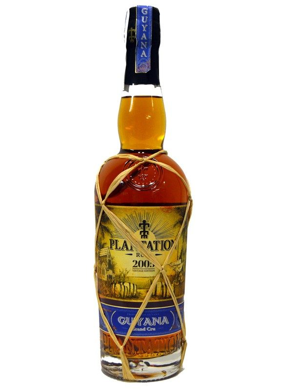 Plantation Rum Guyana Old Reserve 2005
