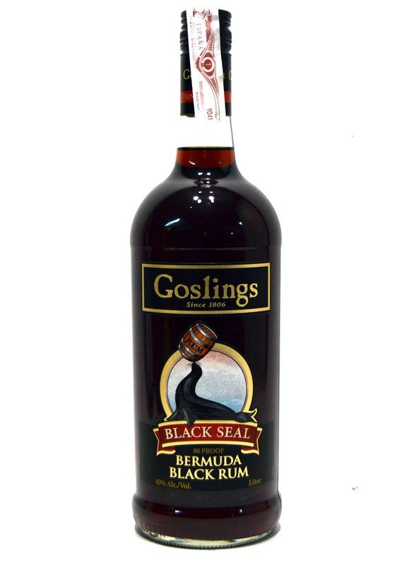Gosling's Black Seal 1 L.