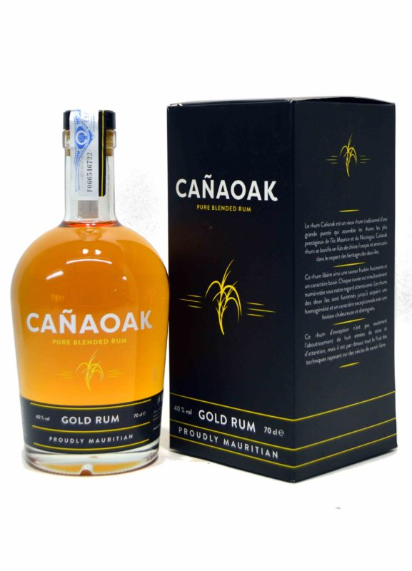 Cañaoak Pure Blended Gold