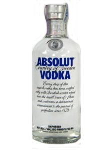 Absolut 70 Cl.