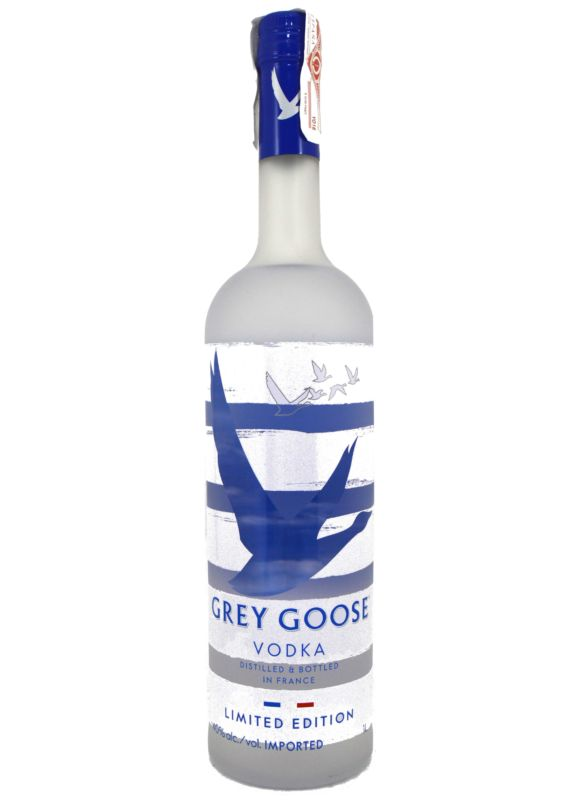 Grey Goose Riviera Limited Edition 1 L.