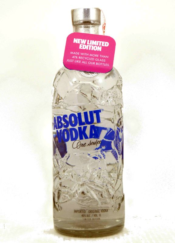 Absolut Comeback Edition 1 L.