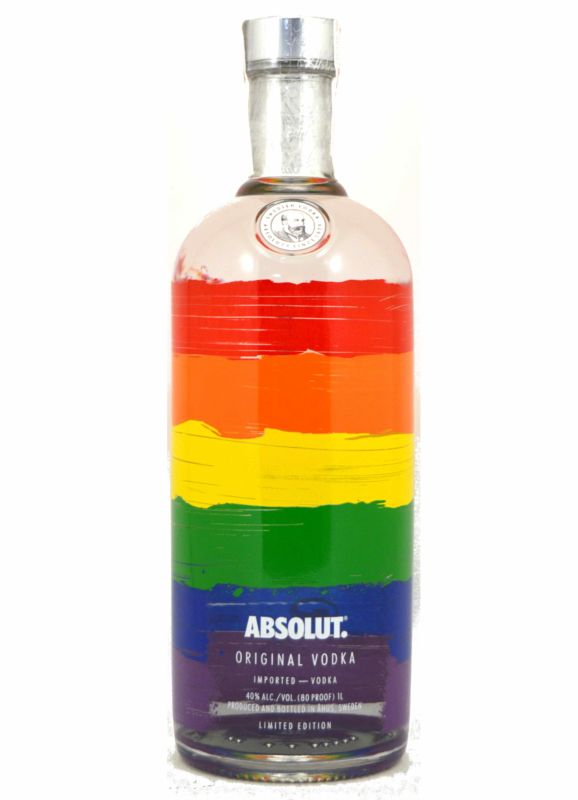 Absolut Colors 1 L.