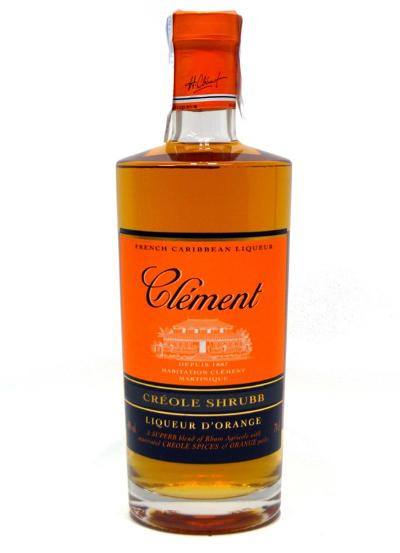 Clement Creole Schubb Liqueur D'Orange