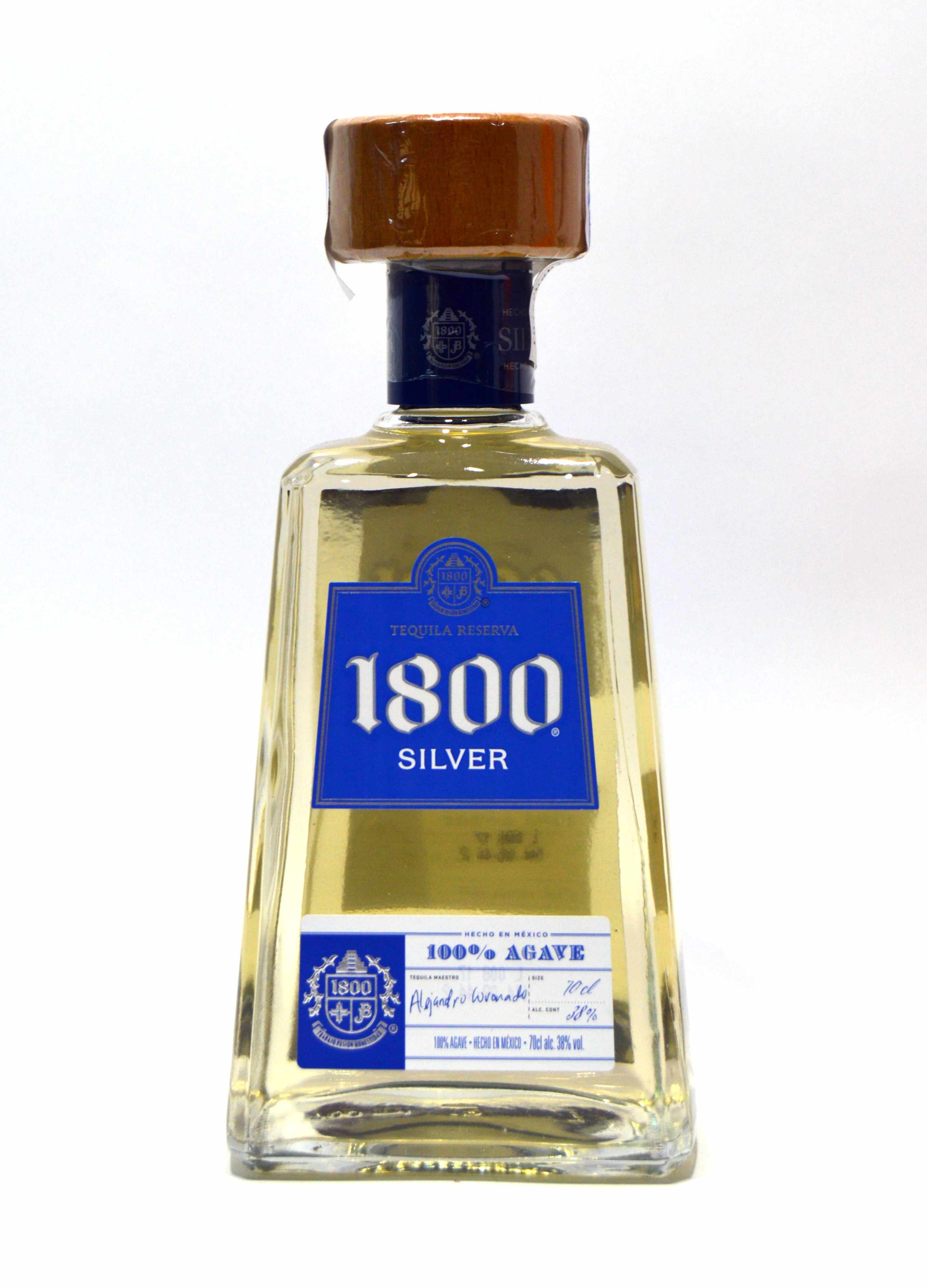 Tequila 1800 Silver