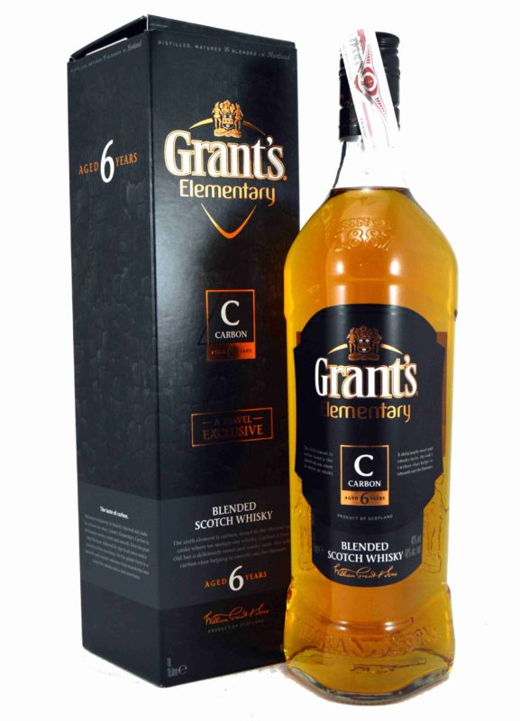 Grant's Carbon 6 Years 1 L.