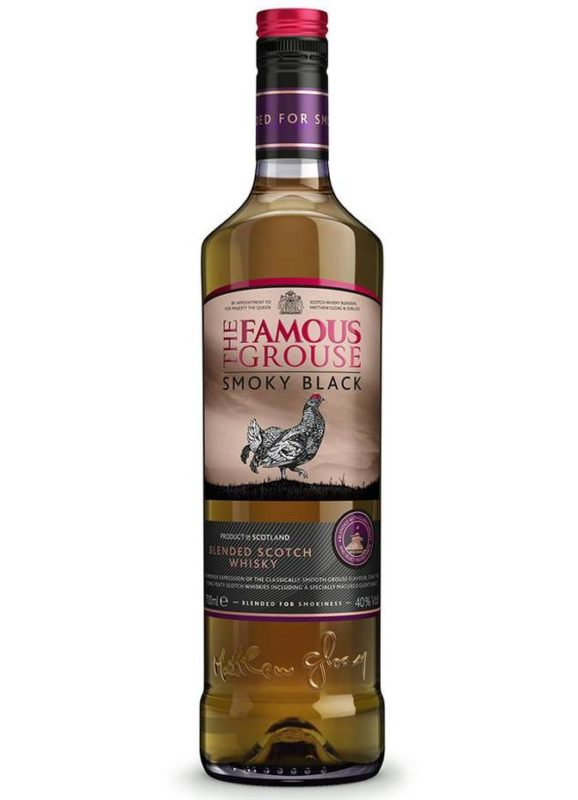 The Famous Grouse Smoky Black 1 L.