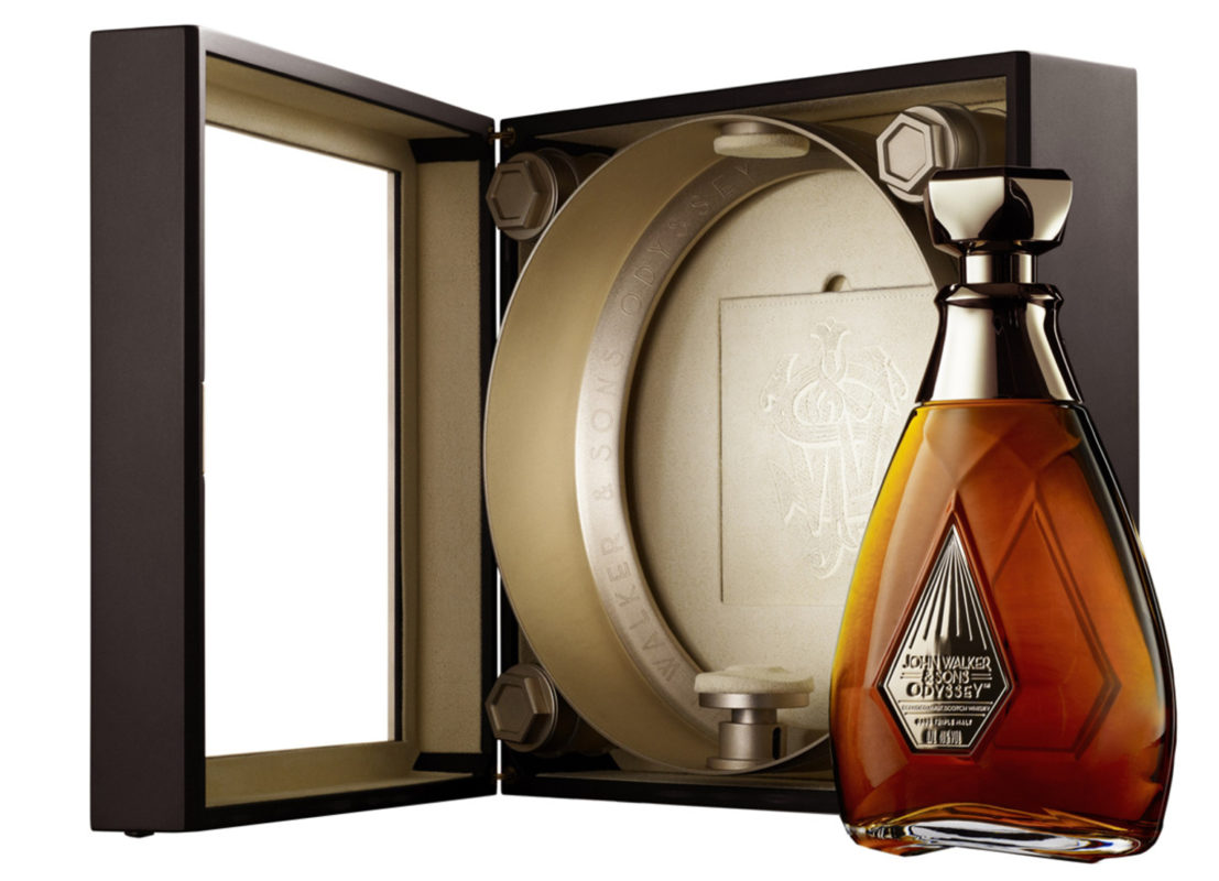Johnnie Walker & Sons Odyssey