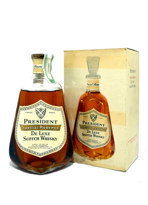 President Special Reserve de Luxe