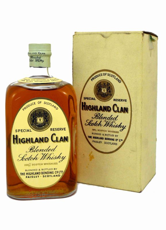 Highland Clan Special Reserve