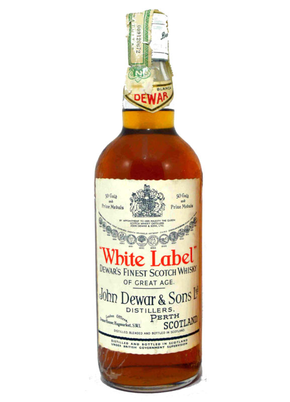White Label - Old Bottling