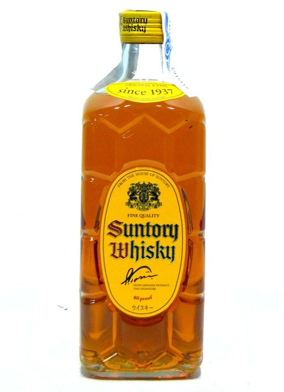 Suntory Kakubin Whisky Yellow Label