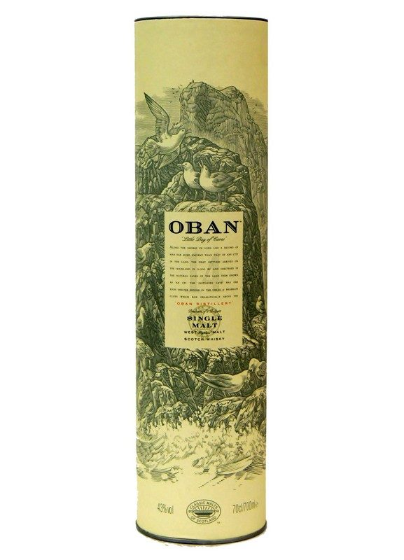 Oban 14 Años Single Malt