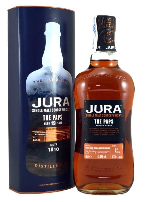 The Isle of Jura The Paps 19 Years