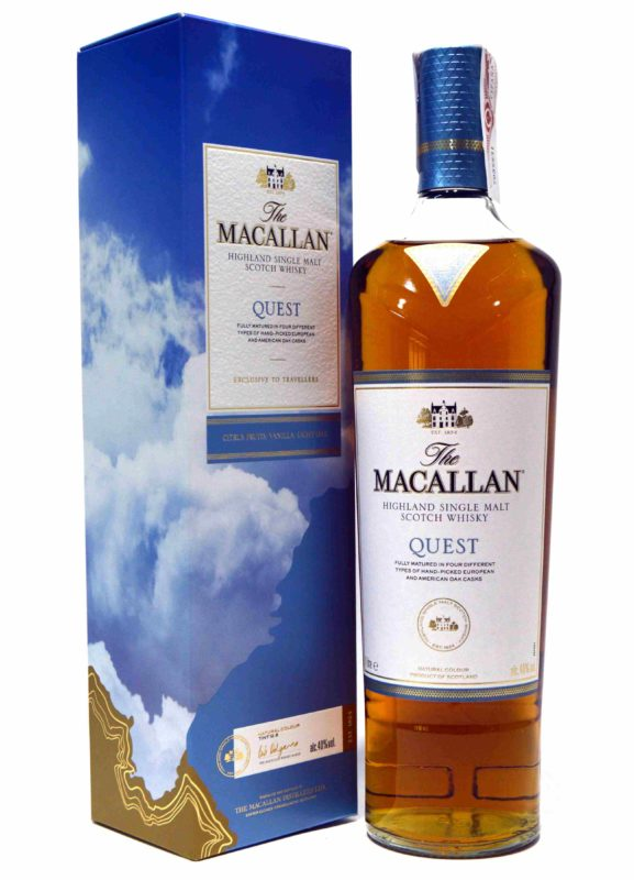 The Macallan Quest 1 L.