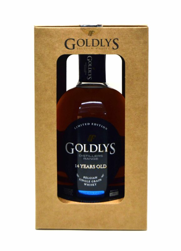 Goldlys 14 Años Madeira Cask Finish