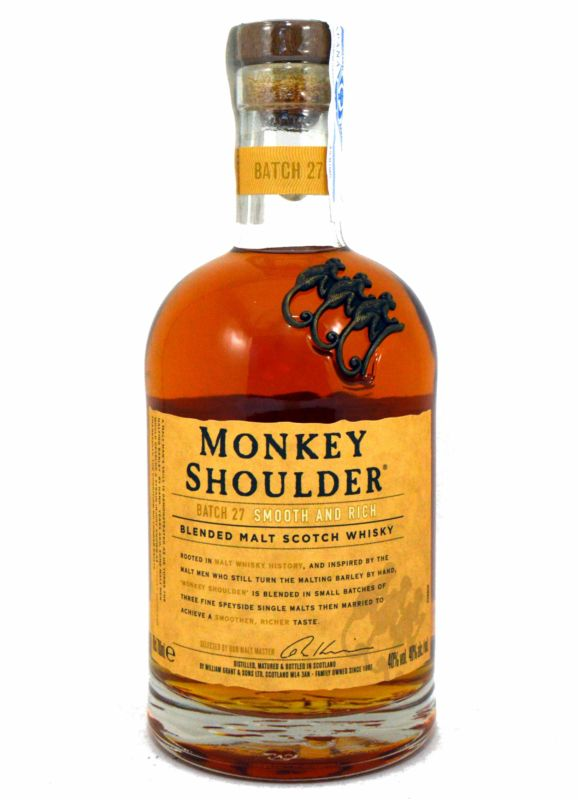 Monkey Shoulder 70 CL.