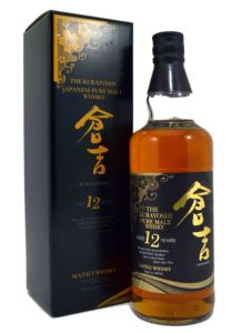 Kurayoshi 12 Years Old Pure Malt