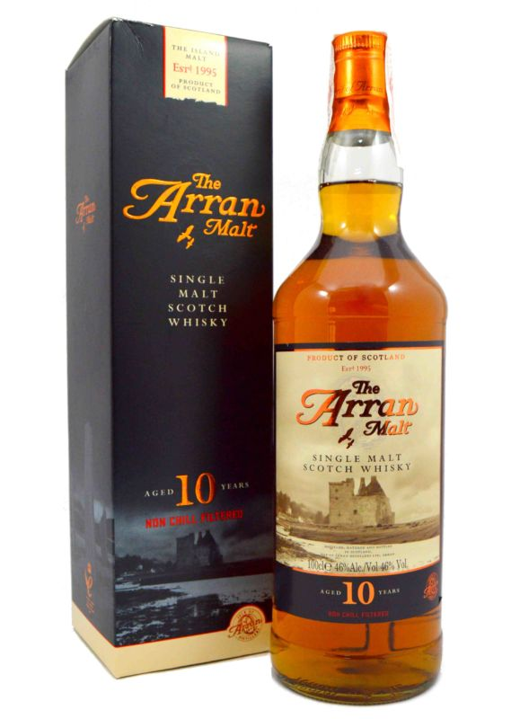 The Arran 10 Years 1 L.
