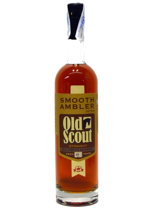Smooth Ambler Old Scout 7 Años