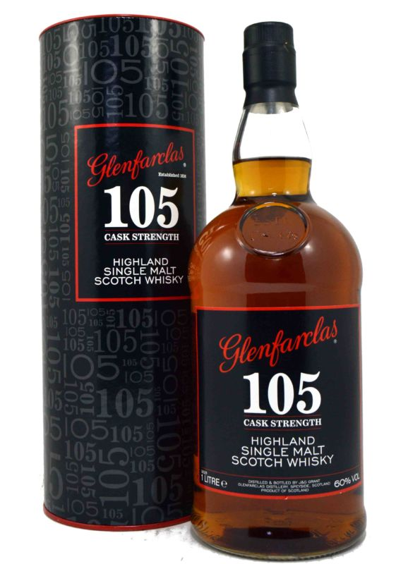 Glenfarclas 105 Proof 1 L.