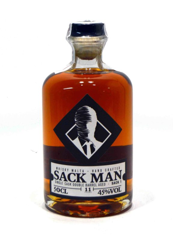 Sack Man 11 Años Malt Single Cask