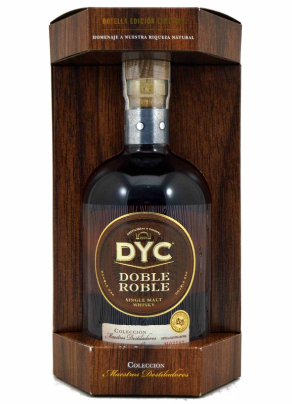 Dyc Doble Roble Single Malt