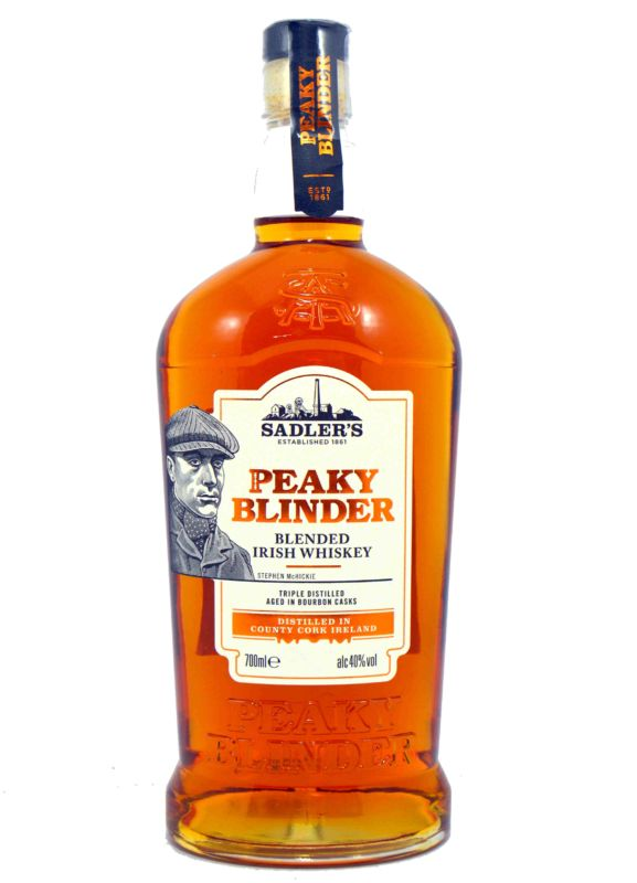 Peaky Blinder Whiskey