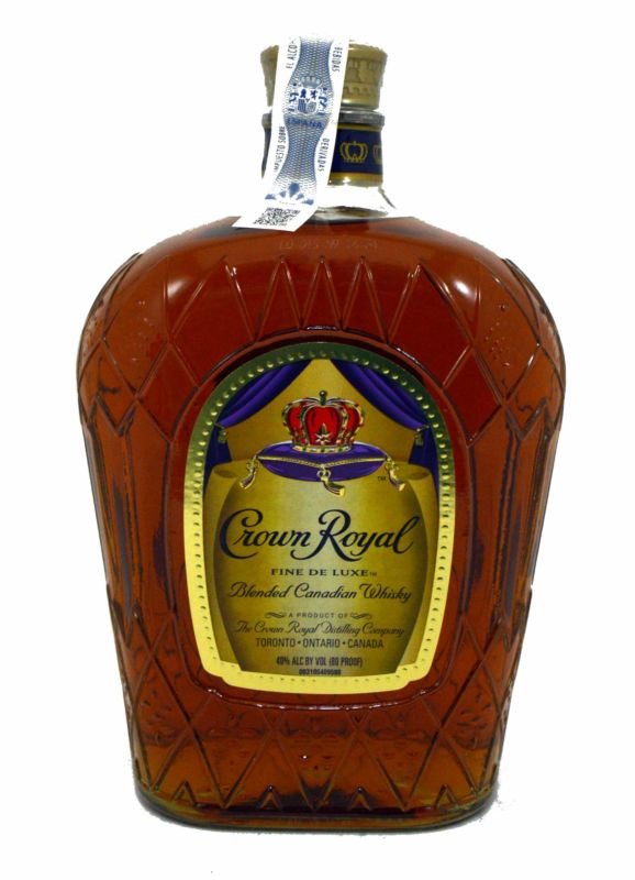 Crown Royal Fine de Luxe - 1 L.