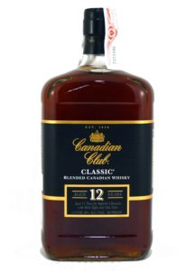 Canadian Club 12 Years 1 L.