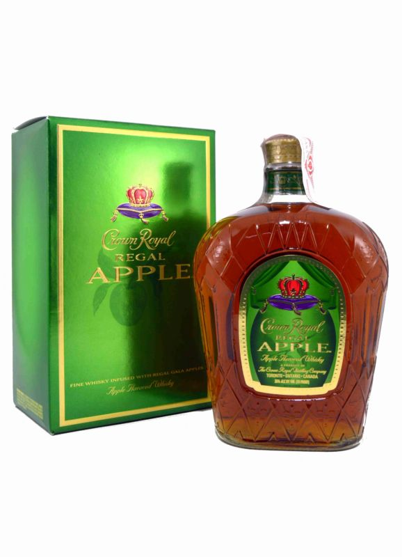 Crown Royal Regal Apple 1 L.