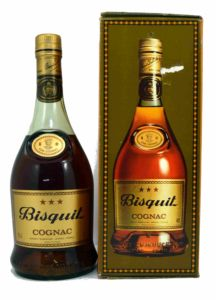 Bisquit Cognac 3 Stars - Old Bottling