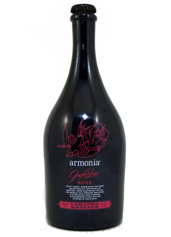 Armonía Grape Beer Rose Limited Edition